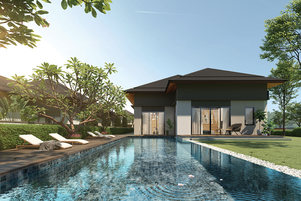 Concept - Resort Style